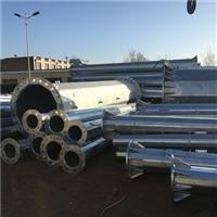 220KV直线终端钢管杆厂家 定制濮阳15米钢管杆