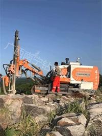 志高一体钻机华南地区高风压一体潜孔钻机志高ZEGA-D545