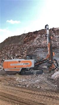 全自一体钻机厂家浙江志高掘进D460A大型露天石场土石方爆破工地