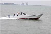 供给10米游钓艇灵山兄弟SW35垂纶艇海上任务艇专业垂纶艇