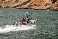 供给9米垂纶艇灵山兄弟SW30终究垂纶艇海上垂纶艇