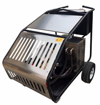 ZK1515DTE24勝利內燃機油田企業電加熱高溫高壓清洗機