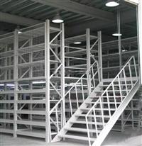 呈贡阁楼货架,4S阁楼货架免费设计,免费送货安装