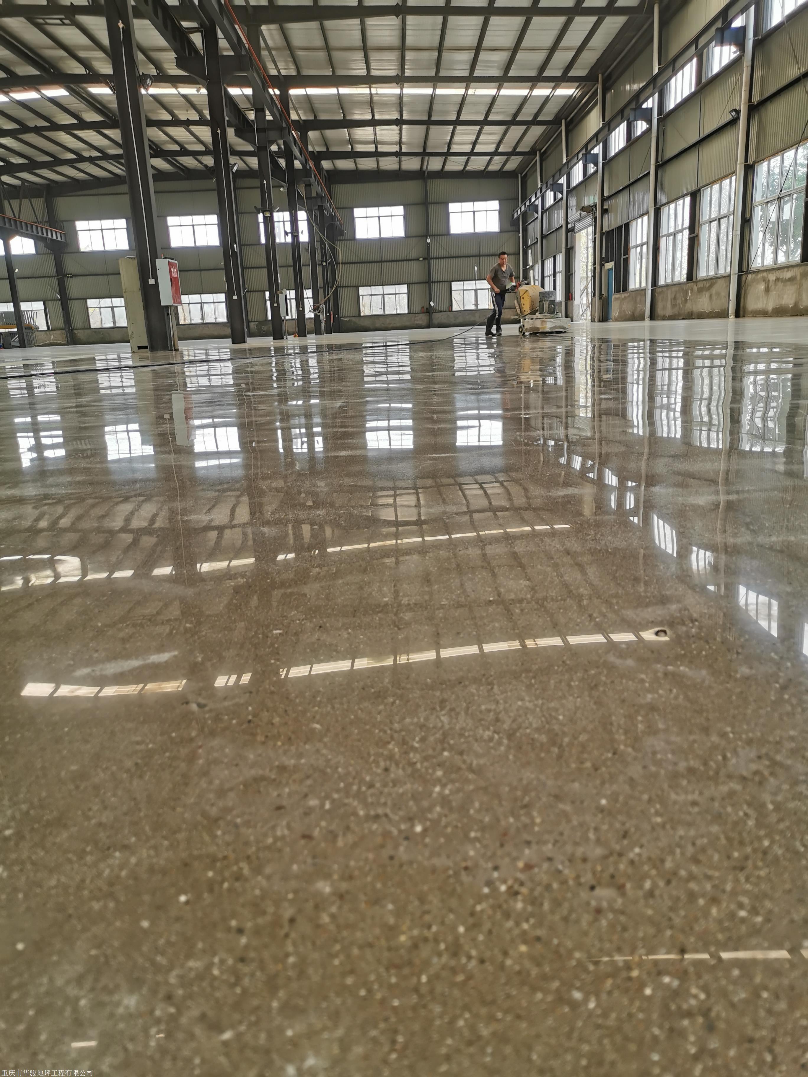 如何施工密封固化剂地坪,固化地坪能用多少年
