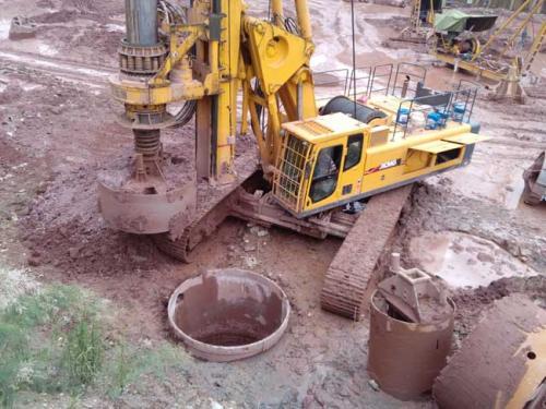 旋挖桩成孔多少钱一米 旋挖桩成孔后多久浇筑