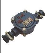 山東澤榮BHD2-100/3T礦用隔爆型低壓電纜接線盒