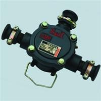 山東澤榮BHD2-40/4T礦用隔爆型低壓電纜接線盒