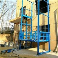 阜阳垂直∑ 升降货梯 货梯厂家链条式导轨货梯 定制