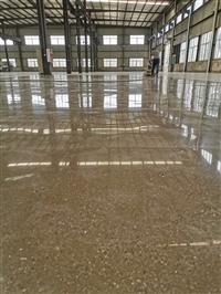 低价承接重庆钢化地坪施工,钢化地坪价格