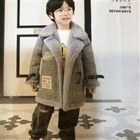 阳光贝贝款式新款童装 儿童服装货源 大米果果夏季儿童套装