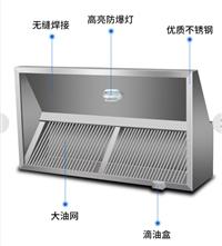 油煙凈化器 廚房油煙罩 排煙凈化 效果好