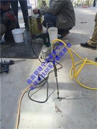 大理石地面空鼓科学处理办法  高压灌浆环氧树脂