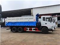 有機肥運輸容積15方20方干糞污糞畜禽糞便運輸車