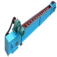 埋刮板输送机原理和特点