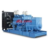 奔馳2400kw發電機 單臺2400kw發電機大功率報價