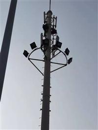 公司 均化庫清理 通信鐵塔刷漆 煙囪更換航標燈