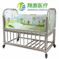 医用婴儿车 医用多功能推车 医用新生儿床