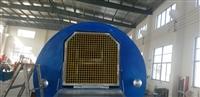 锦州太和一体化雨水泵站现场施工