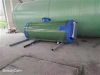 呼倫貝爾滿洲里地埋一體化泵站價格