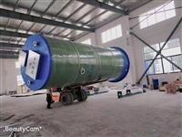 呼倫貝爾牙克石一體化預制泵站價格