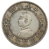 華豫之門一年幾次對外海選征集 紀念幣孫小頭版