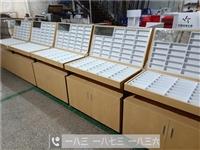 南通崇川眼镜店展示柜 眼镜柜制作内部结构图