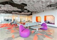 蘇州聚酯纖維吸音吊頂 裝飾吸聲板 酒店會議室幼兒園裝飾吊格麗室