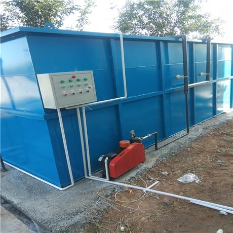小型水处理设备 清洗废水 塑料颗粒清洗污水处理