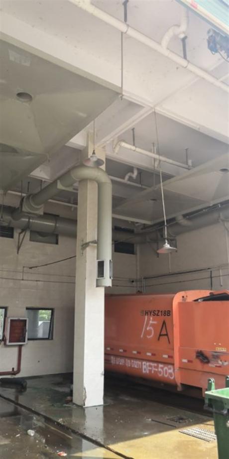 垃圾站喷淋除臭系统厂家