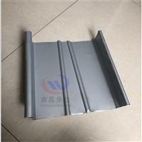 鋁鎂錳金屬屋面防腐板、65-430直立鎖邊鋁合金壓型板