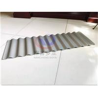 鋼結構金屬墻面鋁鎂錳波浪板   鋁合金外墻壓型面板