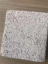 天津A级防火保温板匀质板 尺寸稳定性高