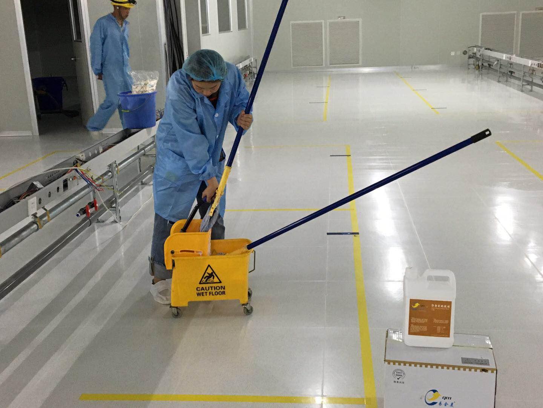 苏州Y1006易全美防静电地板蜡厂家