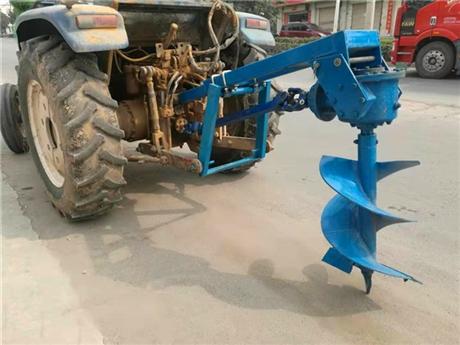 小型挖树坑机通用口径