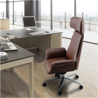 老板大班椅 舒适人体工学椅 转椅