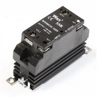 韩国WYES继电器DIN导轨安装SSR型号WYMG1C 10Z4