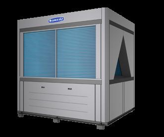 格力火凤凰商用暖冷一体机-烟台煤改电指定产品中央空调