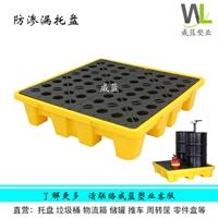 供應武漢食品倉儲塑料托盤 品質保證 武漢威藍塑業