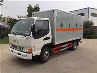 买4米2江淮骏骏3.5吨易燃气体厢式车请到湖北