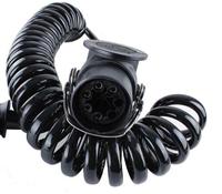 SC ISO7638螺旋电源线/挂车abs线束-abs传感器延长线