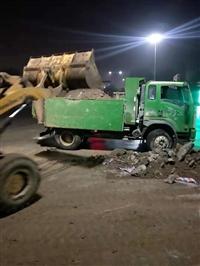 西安北郊小區裝修垃圾處理哪里有