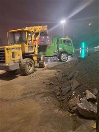西安長安區保潔垃圾清運流程