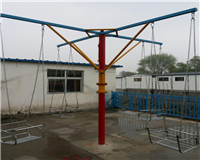大型無動力兒童樂園里的 設備有哪些 紅星游樂