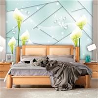 欧式油画个性定制壁画沙发卧室电视背景墙布装饰画