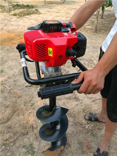挖树坑机种植业使用率高