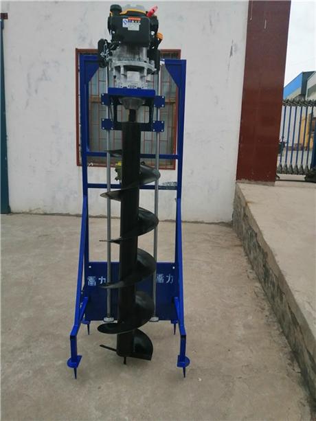 电力旋坑机就选便携式钻机