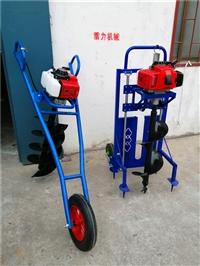 雷力小型挖树坑机单双人都能操作的挖坑机器