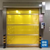 梅州PVC快速卷簾門材質可選精選電機實惠價格