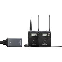 森海塞尔 EW 100 ENG G4 采访无线话筒一套也批发 摄像机采访话筒