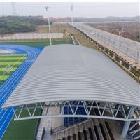 杭州厂家铝合金瓦加工25-330型铝镁锰合金板矮立边屋面